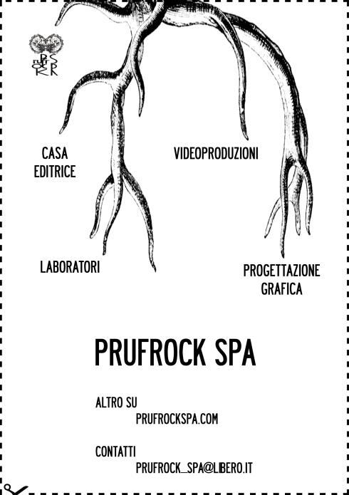 l'albero di Prufrock spa