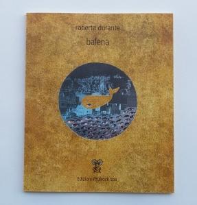 copertina Balena, Roberta Durante (Edizioni Prufrock spa)