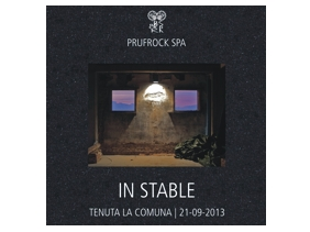 In stable copertina